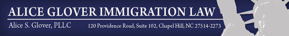 Logo, Alice Glover Immigration Law - Immigration Services